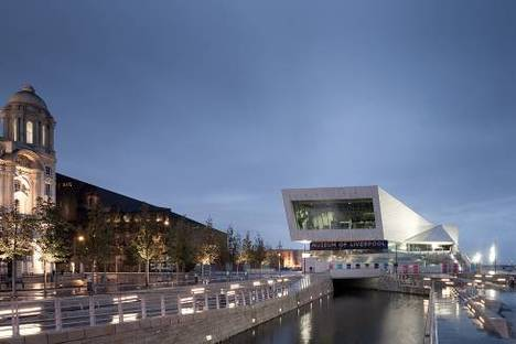 3XN's Museum of Liverpool: More than a Museum.