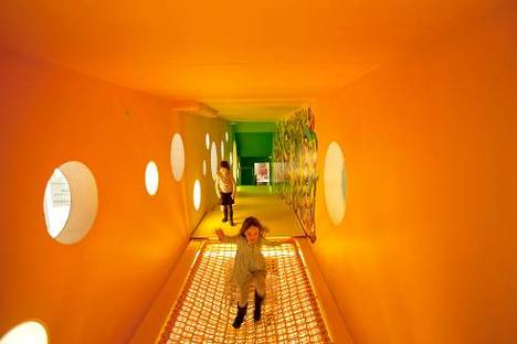 Children's Museum of the Arts, NY. workAC.