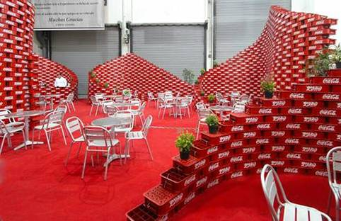 Upcycling Pavilion. Bunker Arquitectura.