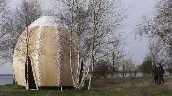 Fire Shelter: 01. Shjworks, Denmark.
