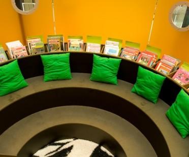 DOK, Delft's Library Concept Centre. Aat Vos.