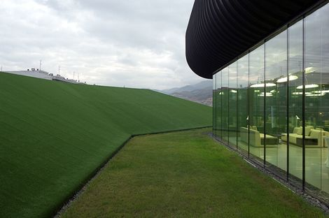 Sustainable architecture: Idom Headquarters in Bilbao, ACXT.