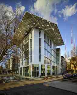 Bullitt Center, Seattle. A building beyond green.