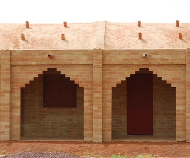 School in Mali, Africa. Balaguina project