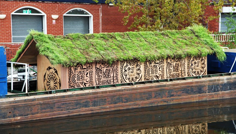 The Ark. Art, infrastructure and landscape.