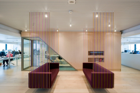 Free space Interior Design by NL Architects Livegreenblog