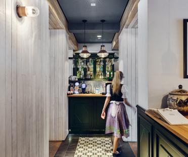 PB/Studio: Althaus restaurant in Gdynia. Creating an image.
