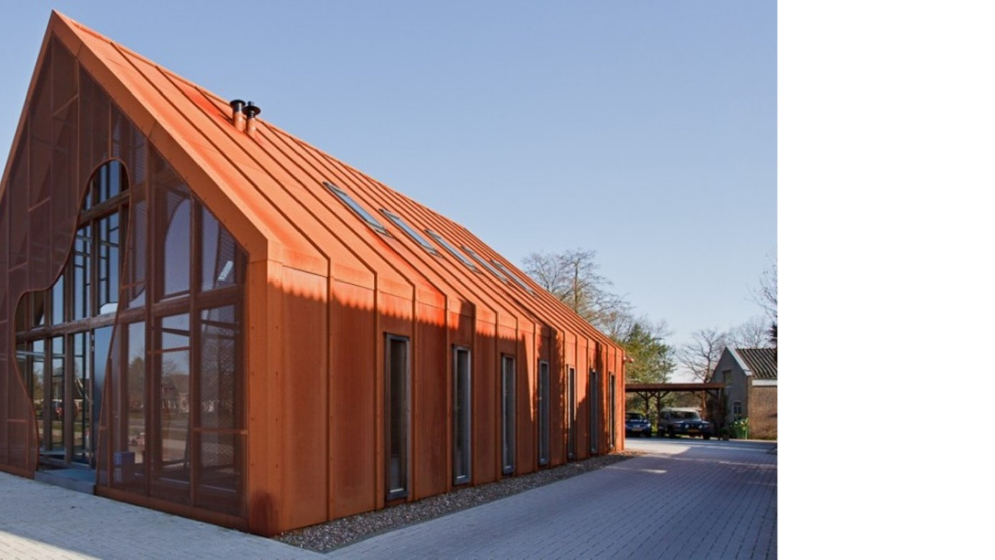 Flexible Architecture Dental Practice Designed By Aat Vos