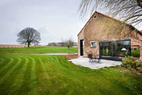 Going rural. Conversion in Belgium.