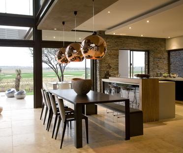 House Serengeti by Nico van der Meulen Architects.