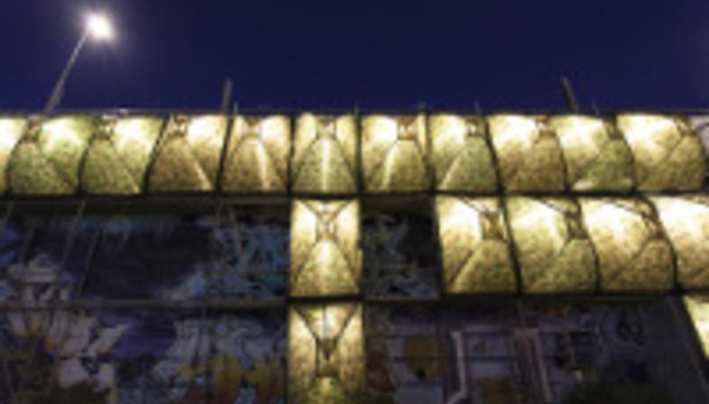 A-KAMP47 – Stealth Shelter by Stephane Malka