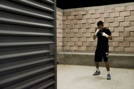 Architecture and sport: A boxing gym in Chihuahua, Mexico.