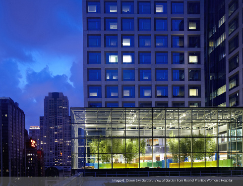 Asla Professional Awards The Crown Sky Garden Chicago 9142 on the society of garden designers
