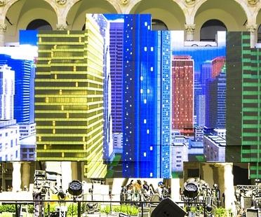 U_Cloud. Town planning goes visual at Milano Design Week.