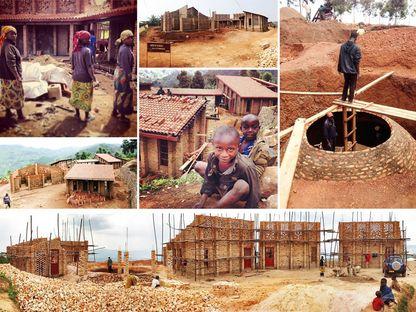 Early Childhood Development Centres in Rwanda. ASA studio.