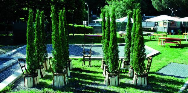 Rome. Festival del Verde e del Paesaggio.