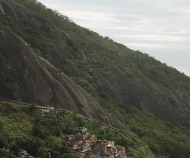 Al Jazeera English, Rebel Architecture features Brazil.