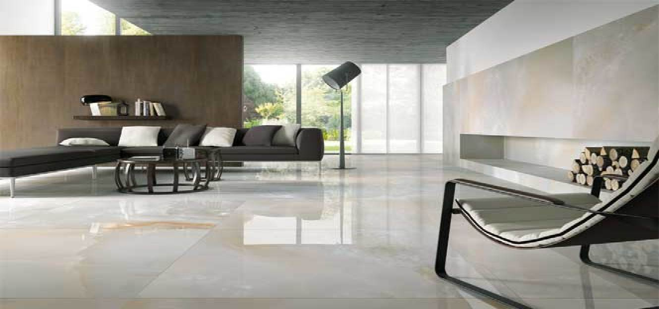 Porcelain Floor And Wall Coverings For