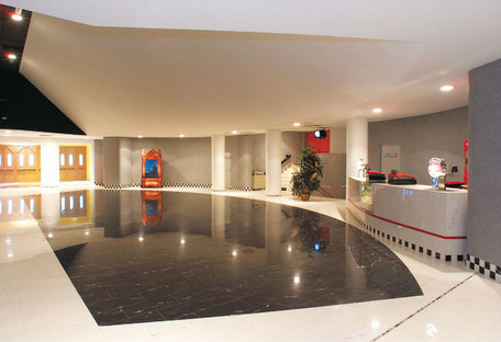 The beauty and practicality of surfaces for recreational spaces