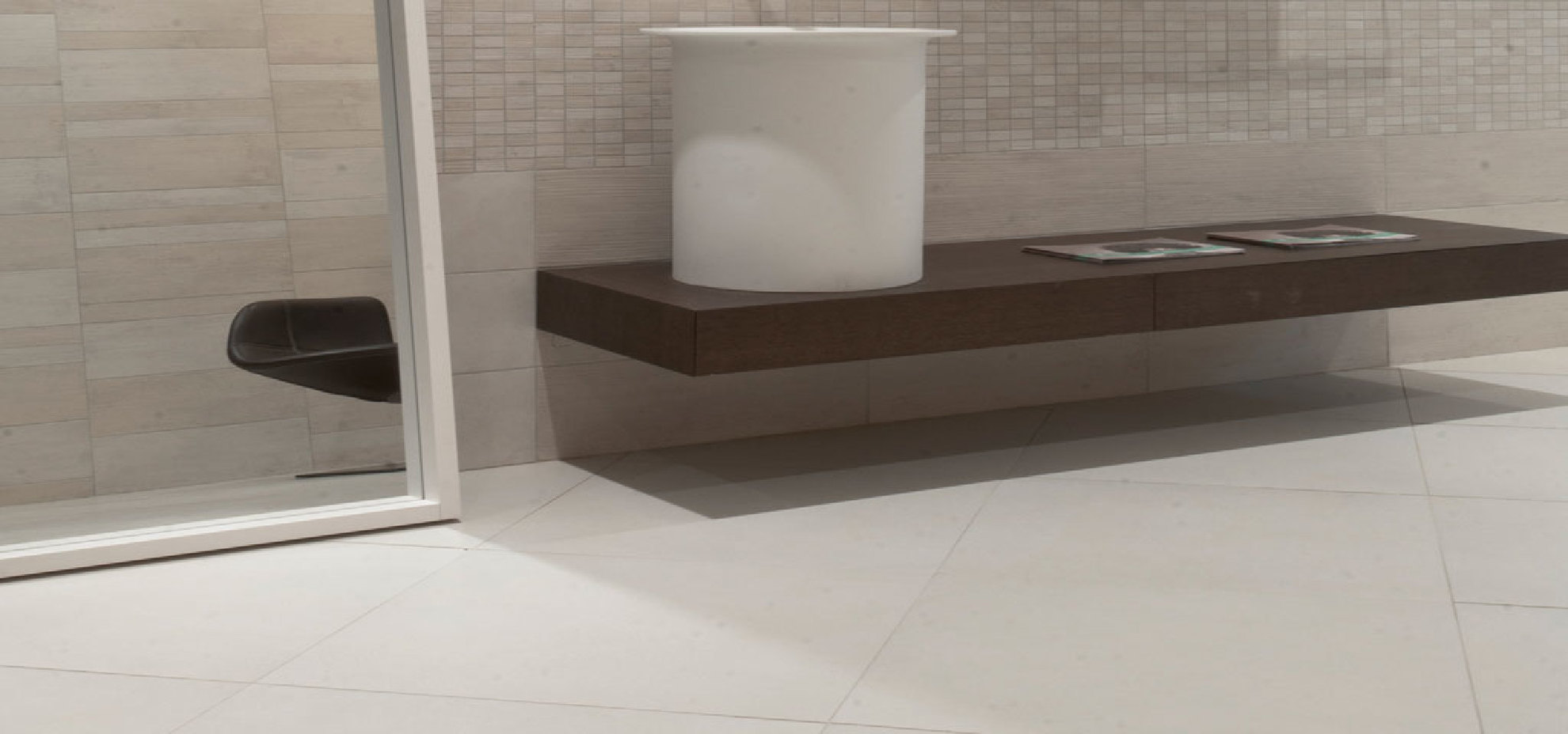 Active antibacterial tiles: playing an active role in everyday life ...