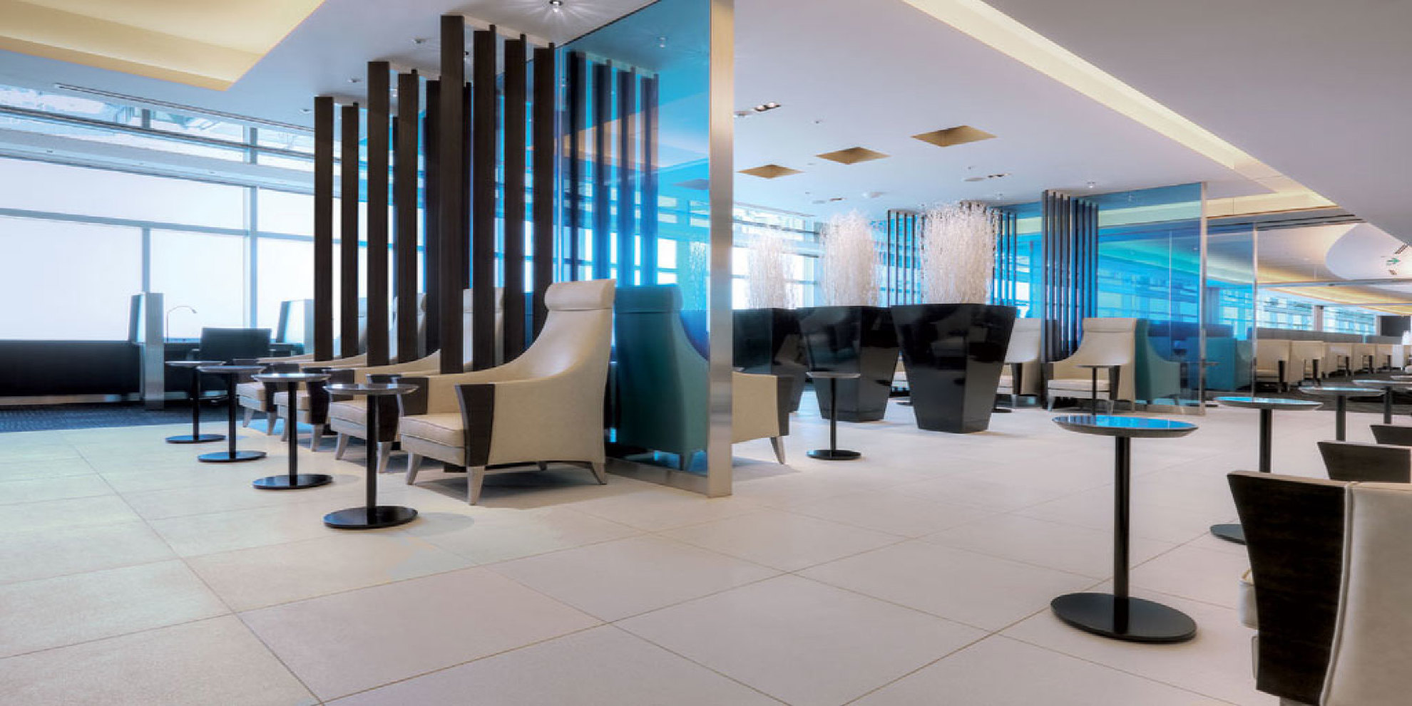Floor and wall coverings for high traffic areas | Floornature