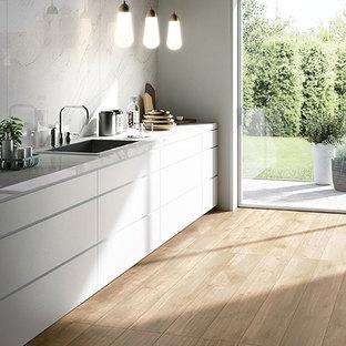 Woodsy Maximum, wood effect porcelain tiles