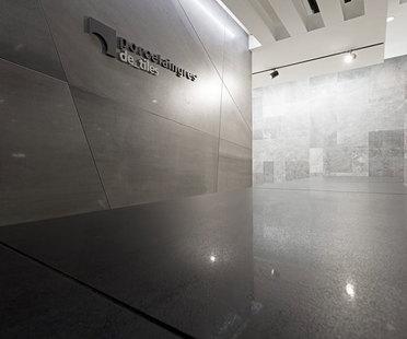 The energy of stone in Quartz_Stone porcelain flooring