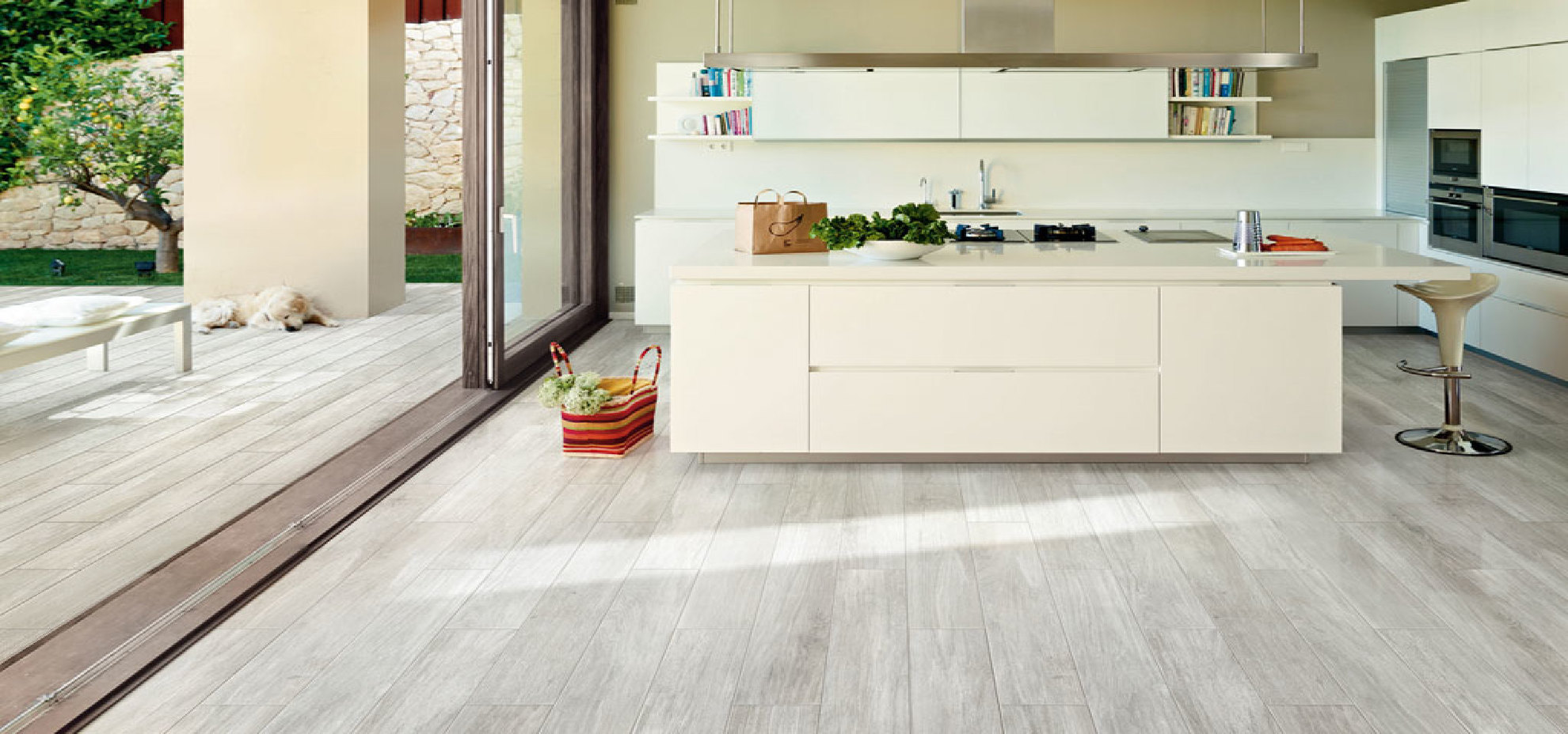 Great French Woods: Wood Effect Porcelain Surfaces