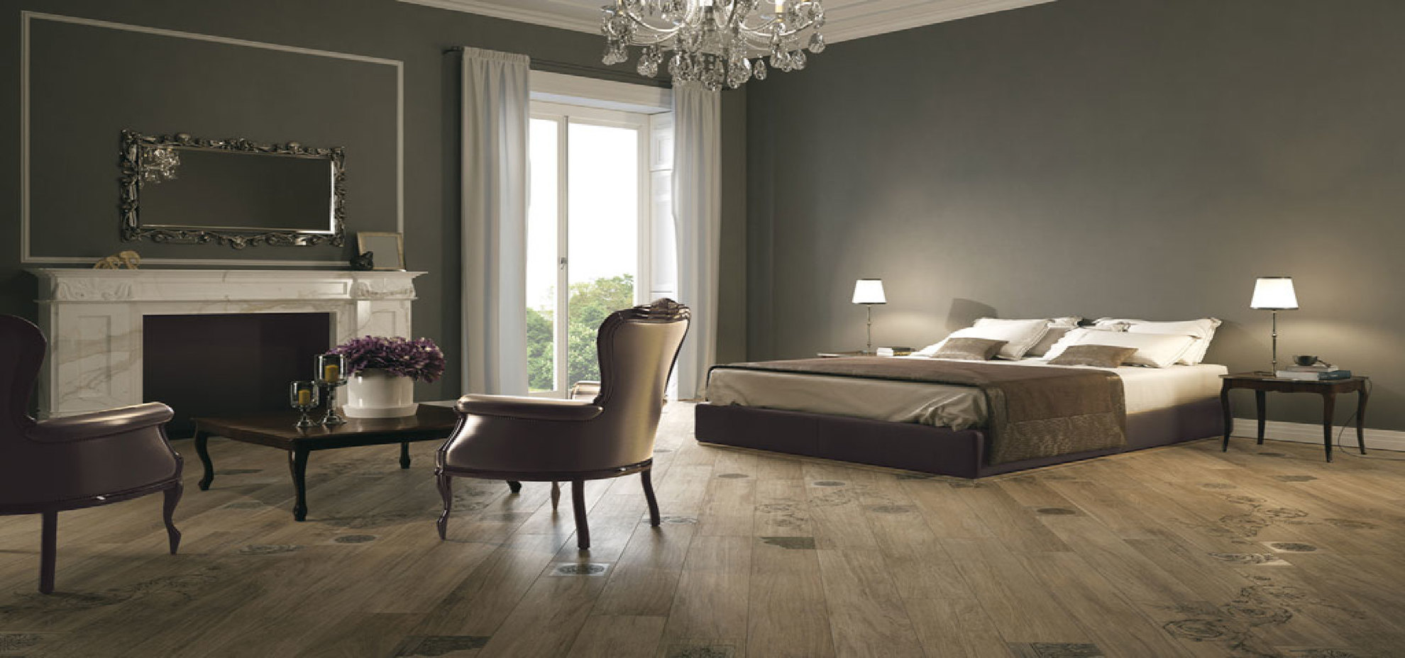 French Woods Woodeffect Porcelain Surfaces Floornature