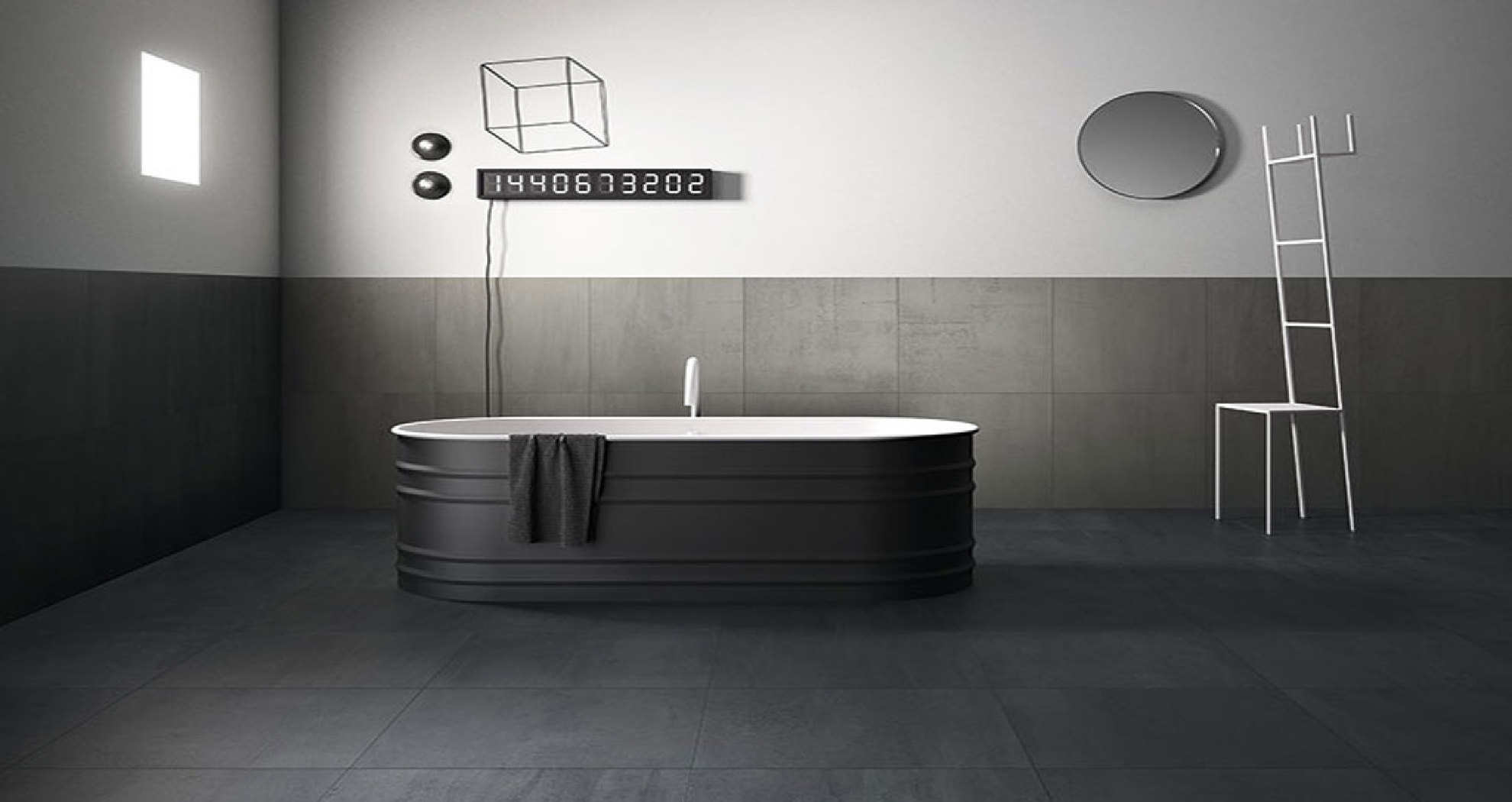 Porcelain: the perfect surface for contemporary spaces