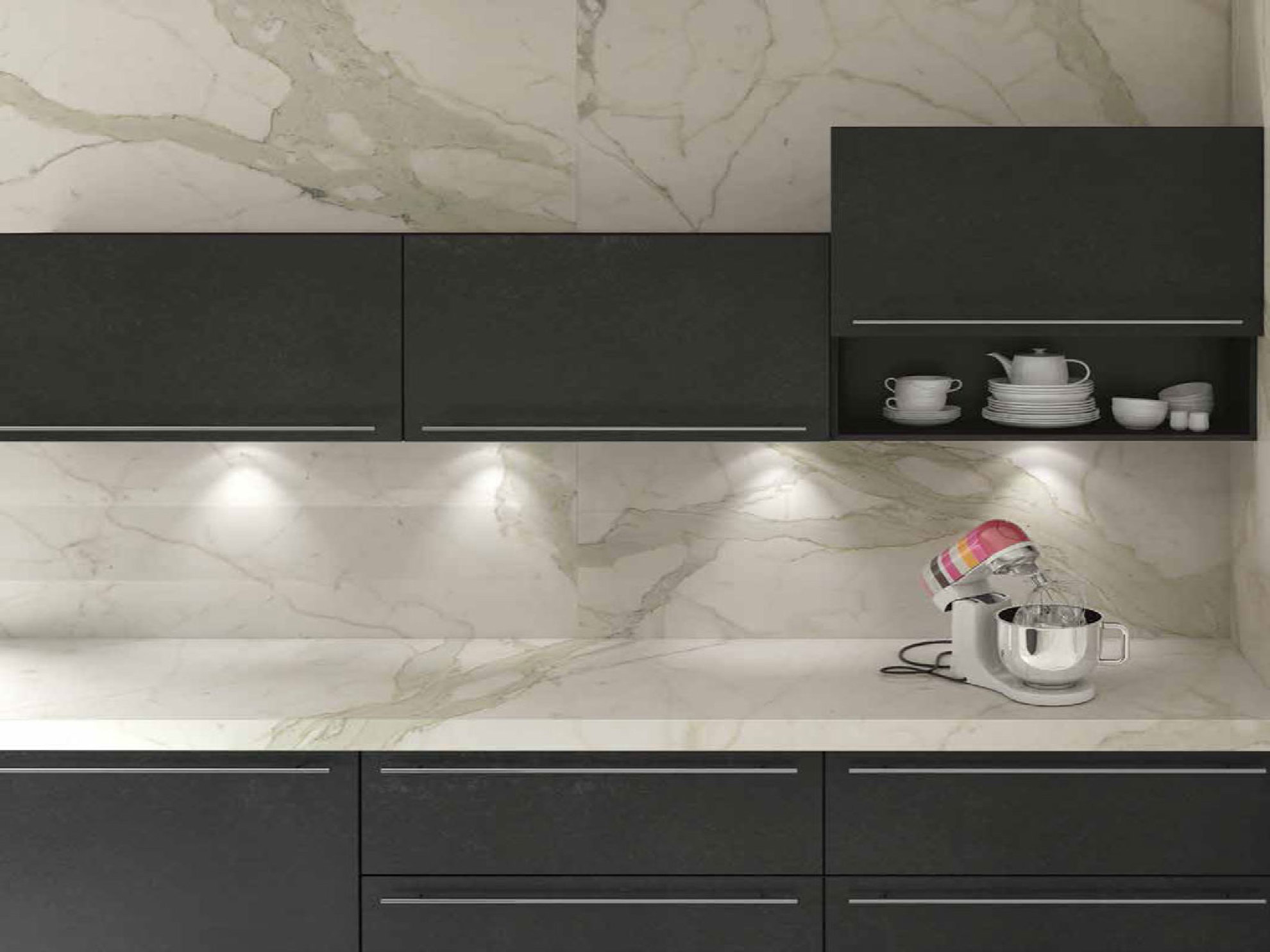 Tradition Meets Modernity In Fmg S Marblelike Tiles