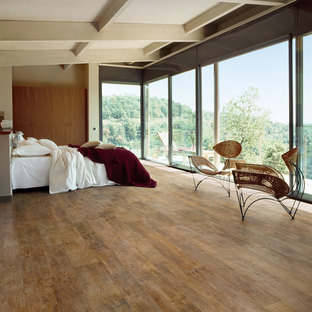 Wood effect porcelain tiles: a natural vocation
