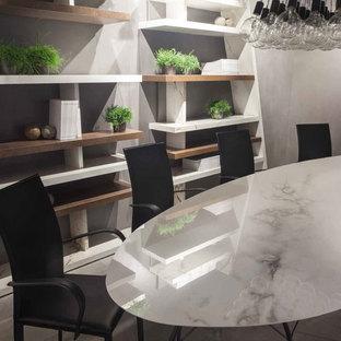 FMG Maxfine furniture: stoneware maximum versatility