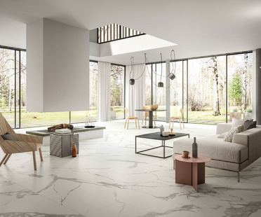 GranitiFiandre: environmentally sustainable porcelain tiles