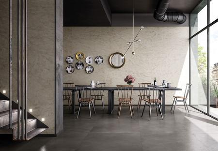 GranitiFiandre: environmentally sustainable porcelain tiles