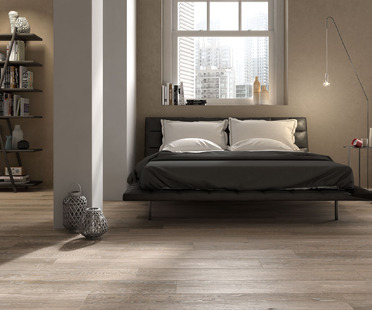 Porcelaingres: wood-like floors for homes in all styles
