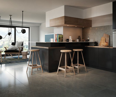 FMG's marble effect surfaces: classic and contemporary design
