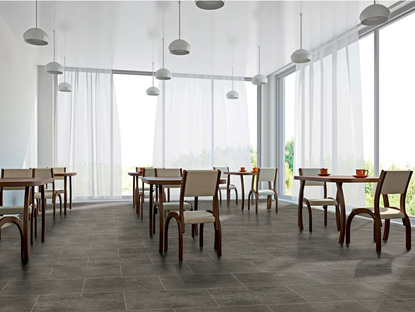 Stonepeak floors: ancient fascination, modern atmospheres