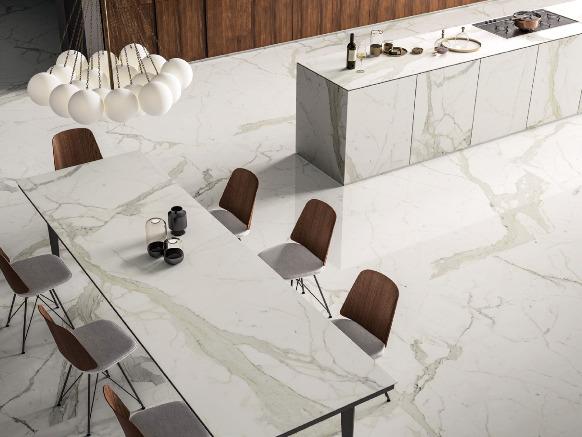 Sapienstone The Best Porcelain Surfaces For The Kitchen