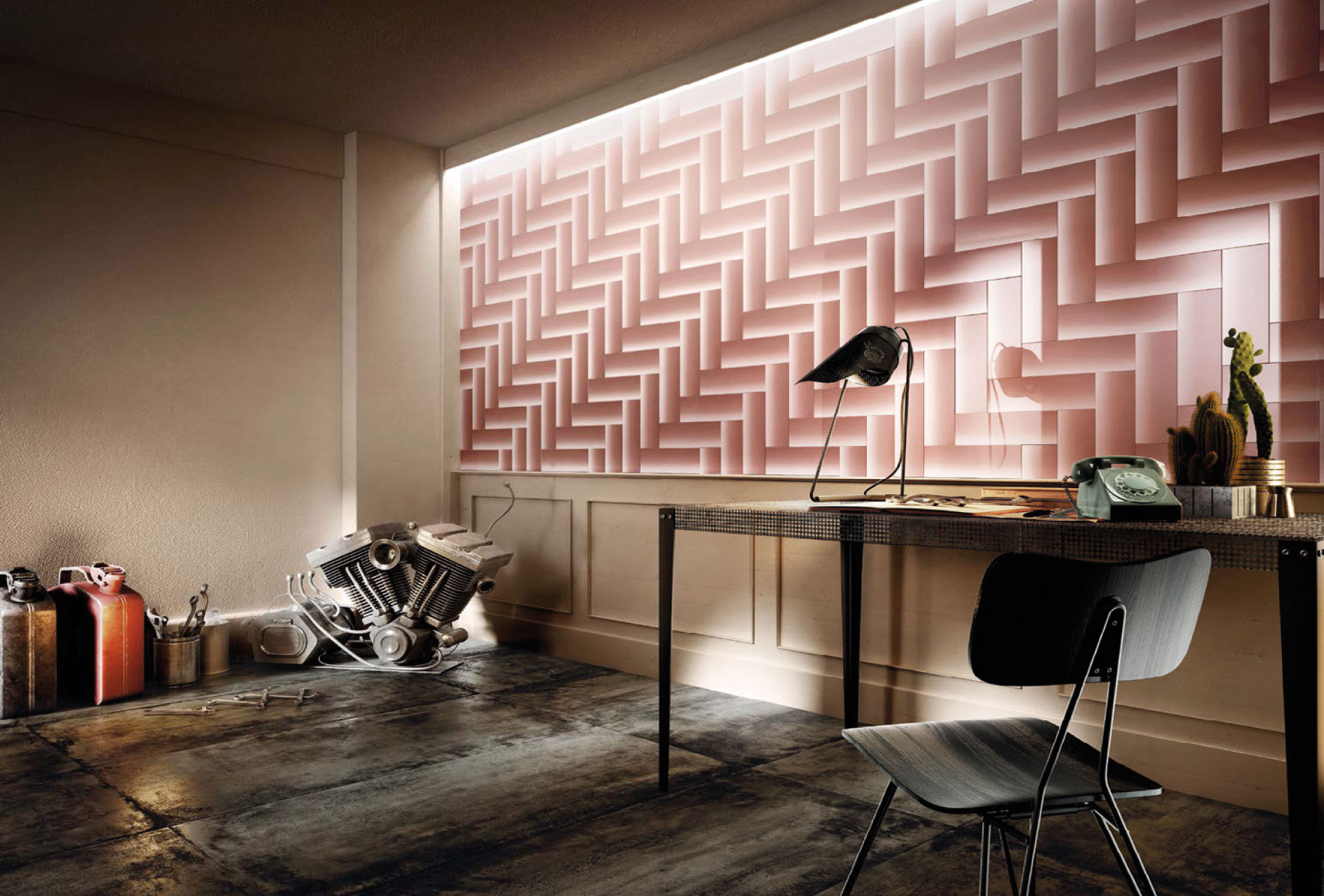 New contemporary floor and wall tiles from diesel living with iris new contemporary floor and wall tiles from diesel living with iris ceramica dailygadgetfo Images