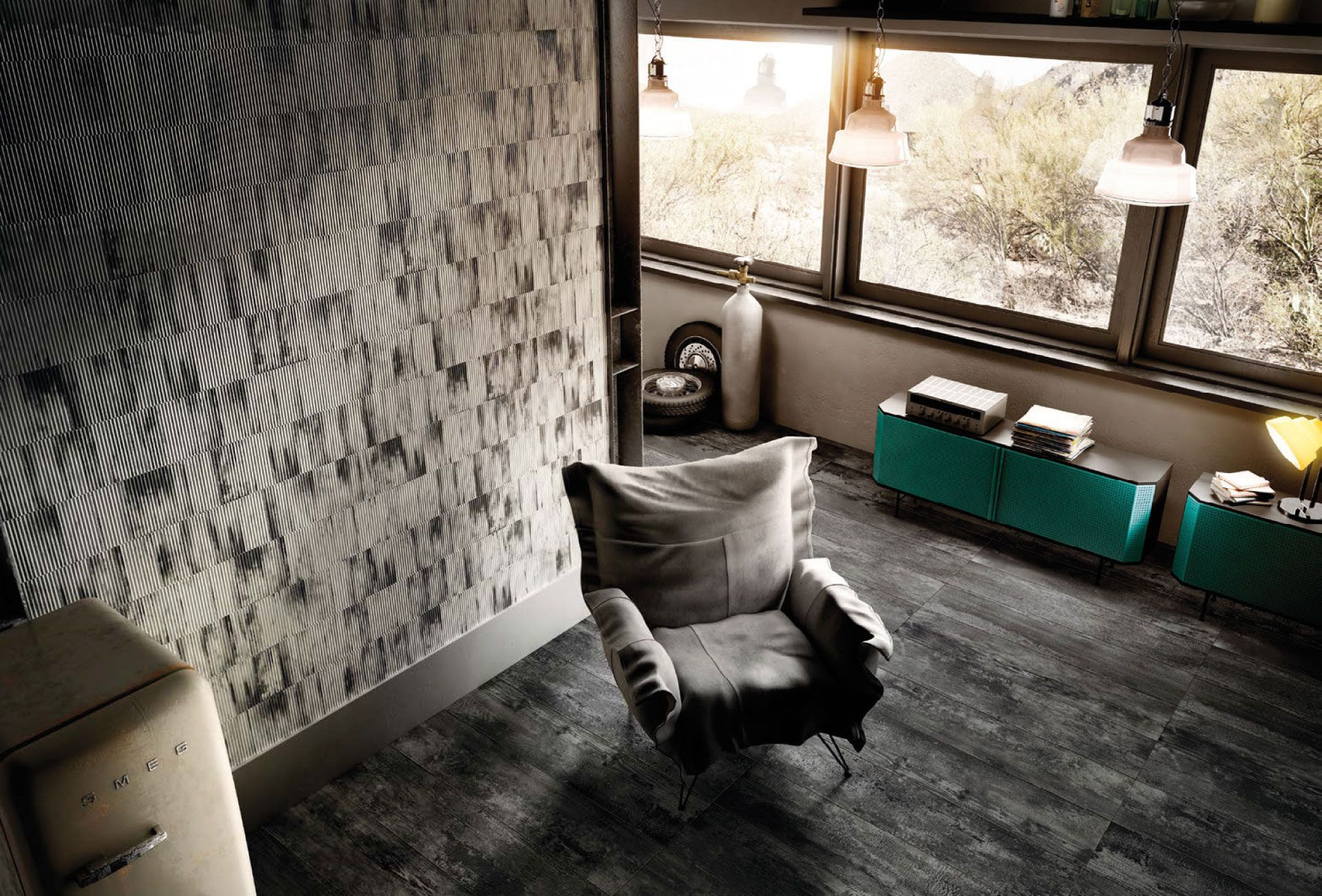 New Contemporary Floor And Wall Tiles From Diesel Living
