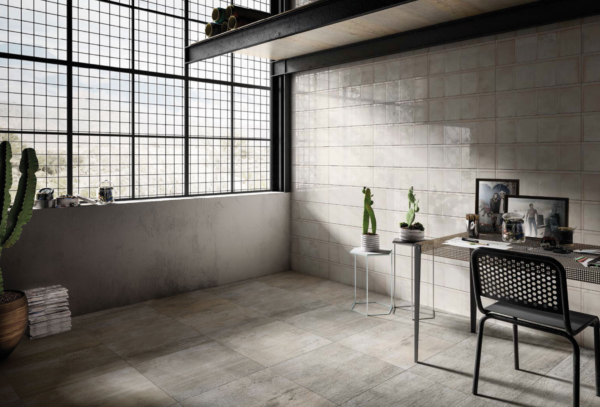 New Contemporary Floor And Wall Tiles From Diesel Living With Iris Ceramica Floornature
