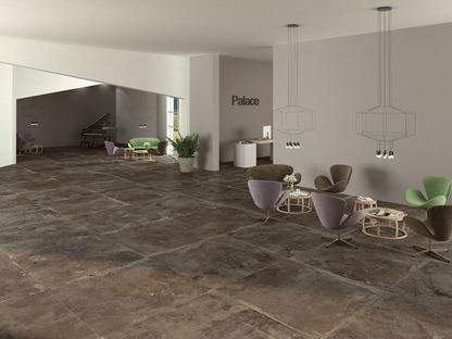 Contemporary suggestions: dark Eiffelgres floors
