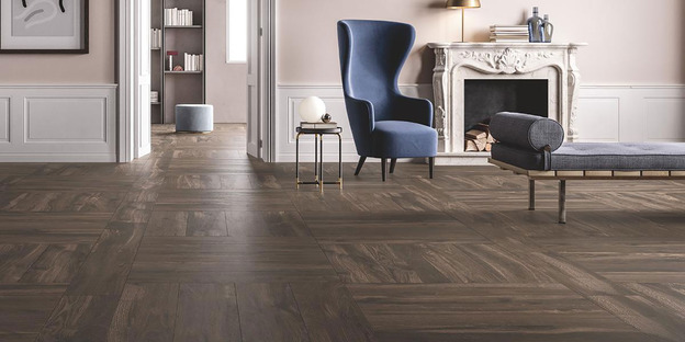 Bois Urbain: the attractive look of the wood effect for interiors and exteriors