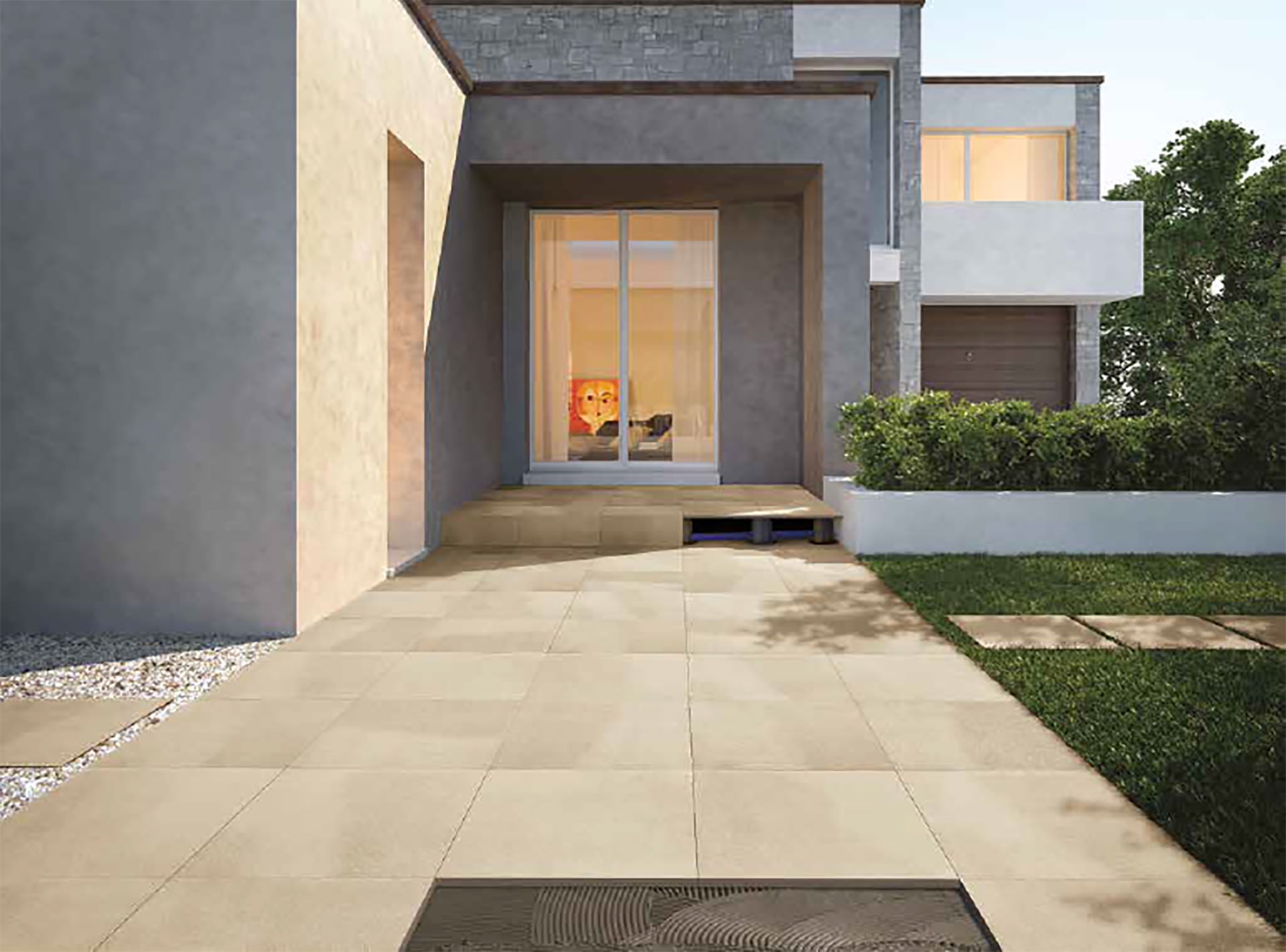 FMG flooring for outdoor spacing: all the advantages of Twenty and Twenty+