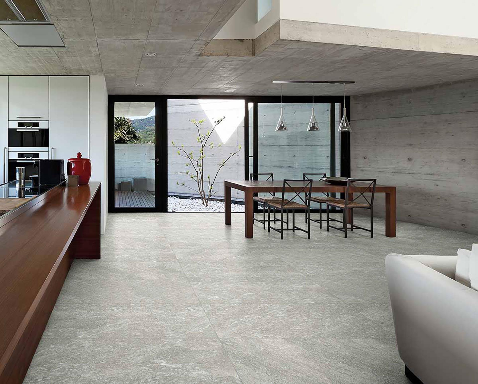 Quartz Stone Contemporary Design For Indoor And Outdoor Flooring