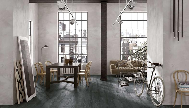 Pavimenti effetto legno Porcelaingres: atmosfere per la casa calde e avvolgenti