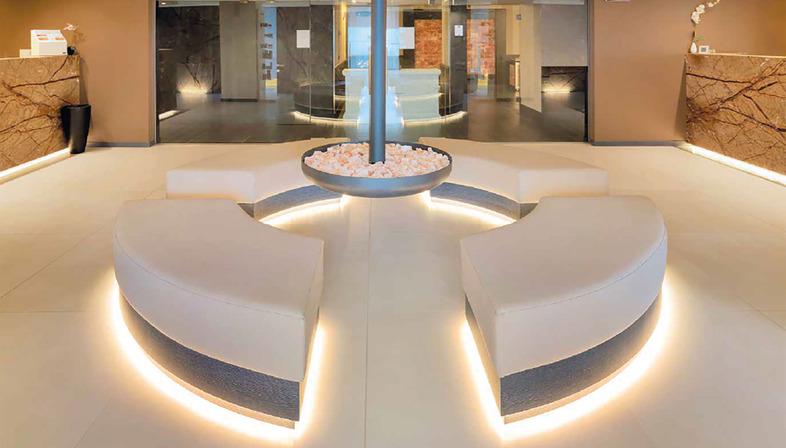 Ultra Ariostea: le migliori superfici per hotel, resort e SPA
