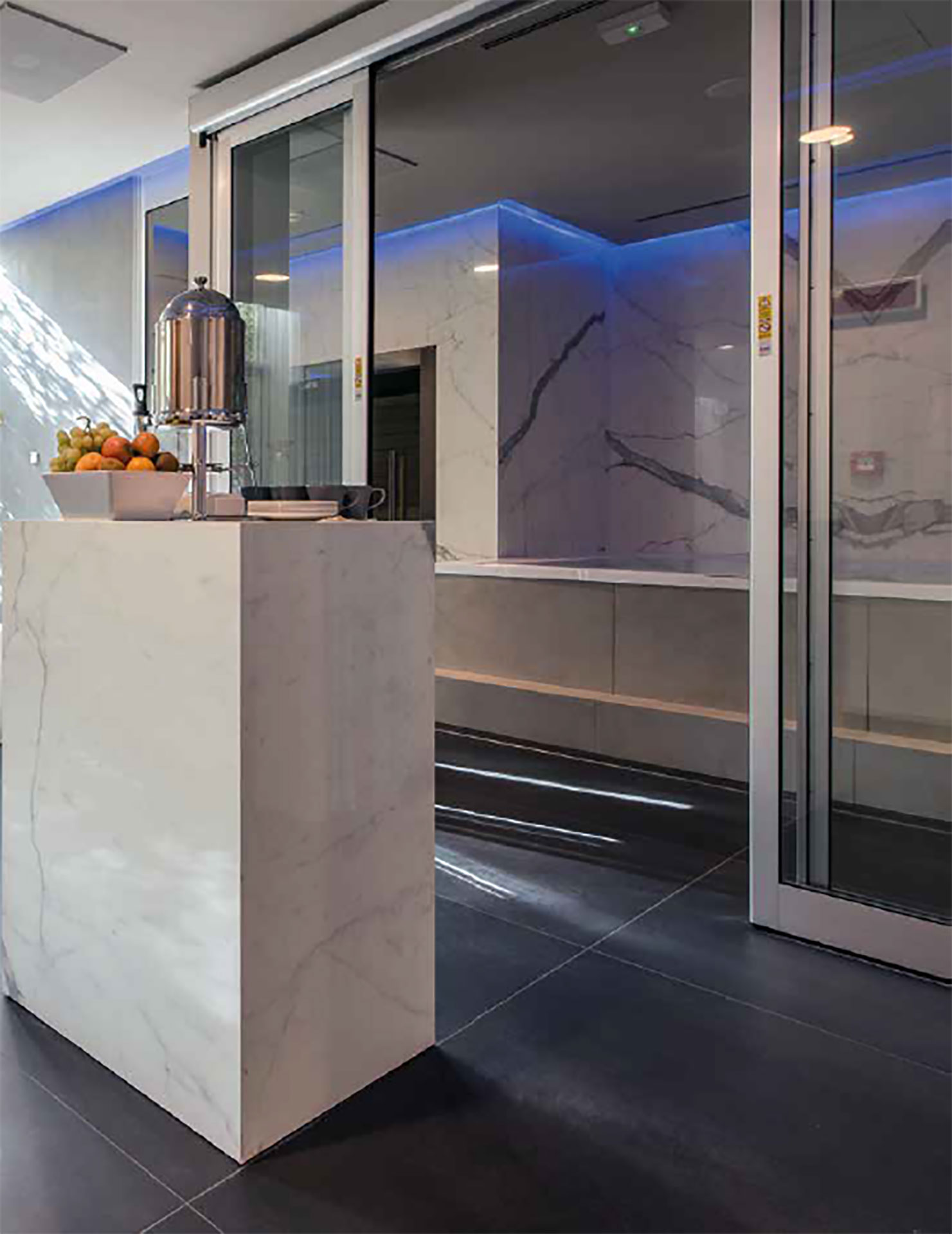 Ultra Ariostea: the best surfaces for hotels, resorts and SPAs