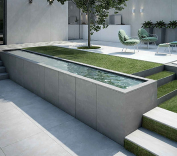 Outdoor Special: new Porcelaingres outdoor solutions